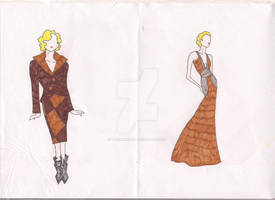 Two dress 7