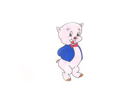 Proky pig
