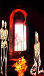 skeleton's in love story