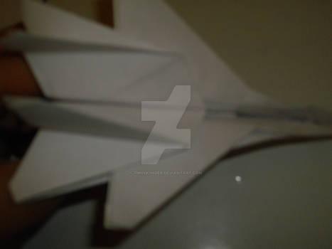 origami F15 fighter