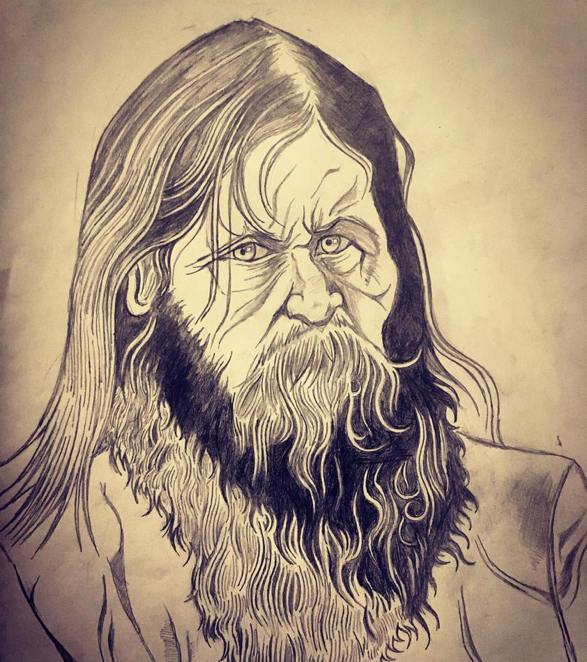 Rasputin by Yarnelson