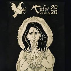 Tulsi 2020 by Yarnelson