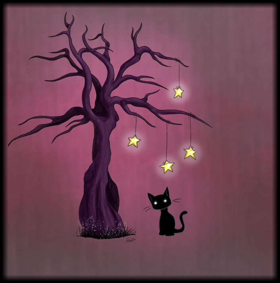 Salem's Tree by Cadnox