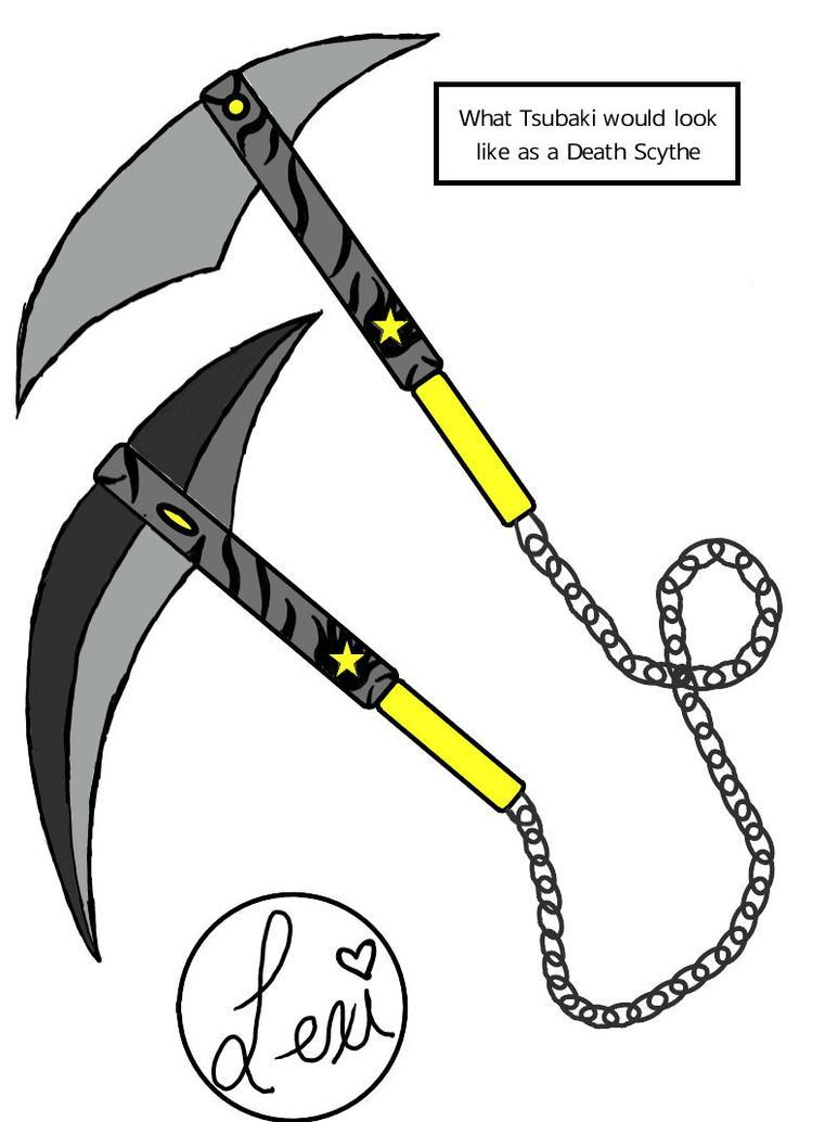 death weapon scythe - photo #20
