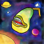 Space Pear of Astral Biting