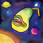 Space Pear of Astral Biting (Second iteration)