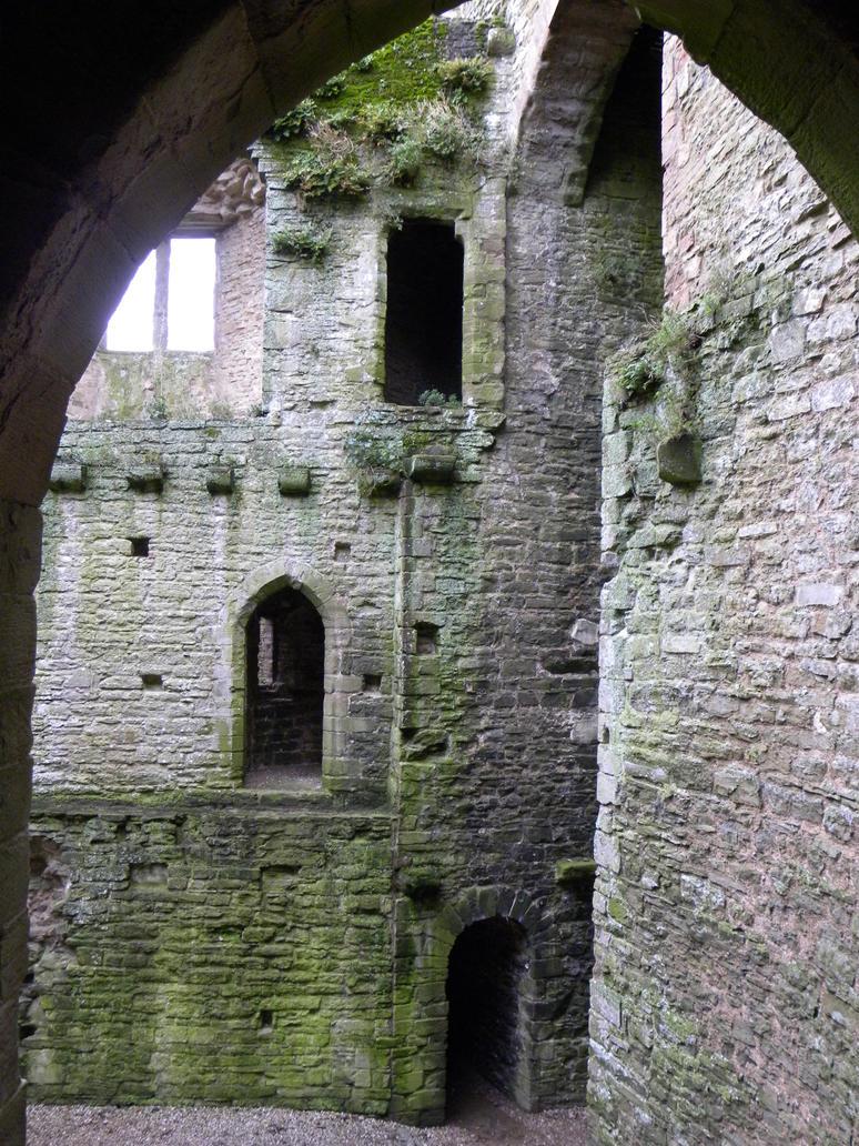 Castle doors and walls by Erratta