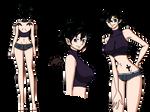 One Piece Anae fiche ref by Renarde83