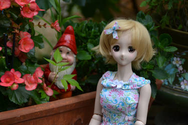Alicia - Dollfie dream by Renarde83