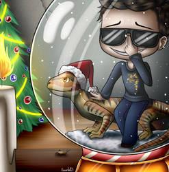 Fabulous christmas dydy by Renarde83