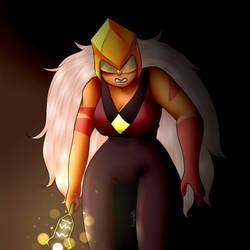 Jasper - fanart SU (speedpaint)