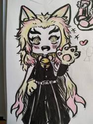 Rengoku Kyojuro random sketch