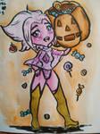 it's soon halloween [OC] by Renarde83
