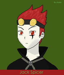 Jack Spicer By Axelai