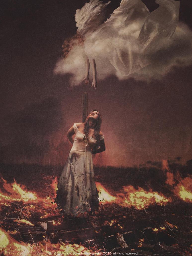 Lost Angel by tallbear520