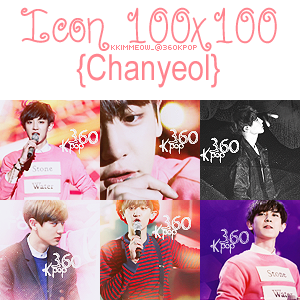 Icon Chanyeol Exo 360Kpop by piibubble141