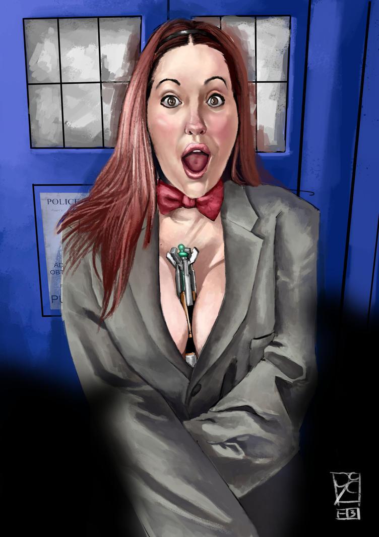 DOCTOR!!!! by bluepenciladventures
