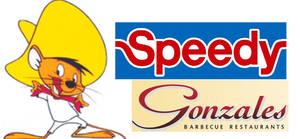 Speedy Gonzales Logo