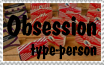 Obsession-Stamp by zigaudrey