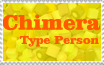 Chimera Type Person-Stamp by zigaudrey