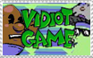 Vidiot Game-Stamp by zigaudrey