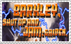 Barkley Shut Up and Slam Gaiden-Stamp by zigaudrey