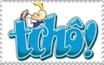 Tcho-Stamp by zigaudrey