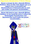 Zigaudrey Headcanon 3-Teen Titans