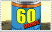 Stamp-60 seconds The Game by zigaudrey