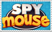 Stamp-Spy Mouse by zigaudrey