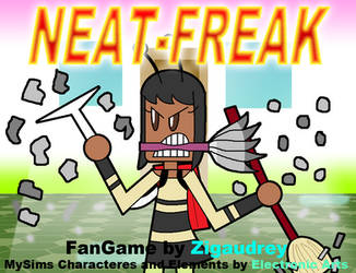 SCRATCH-Neat Freak