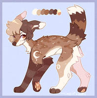 Coffee doge - auction closed by MoonlightHmstR