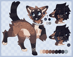 Siamese doge - auction closed