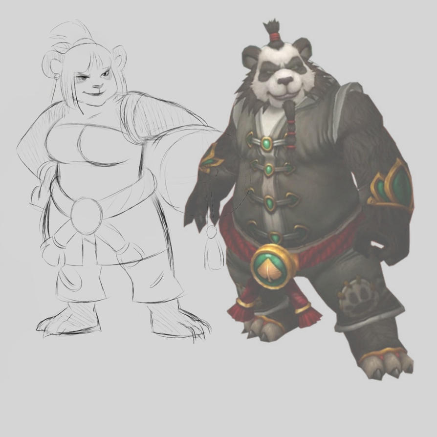 Pandaren Female? - Page 62