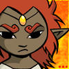 Young Ganondorf - Teh Icon 8O by tarajenkins