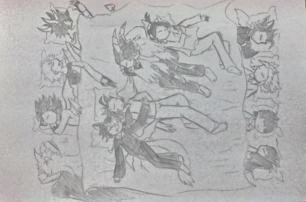 When Avatars Gone Mad 3 by vergilsaigakuzai