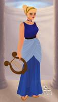 Greek Cinderella