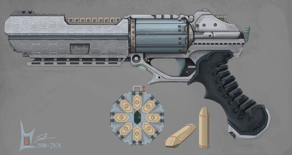 Future Revolver Libera...