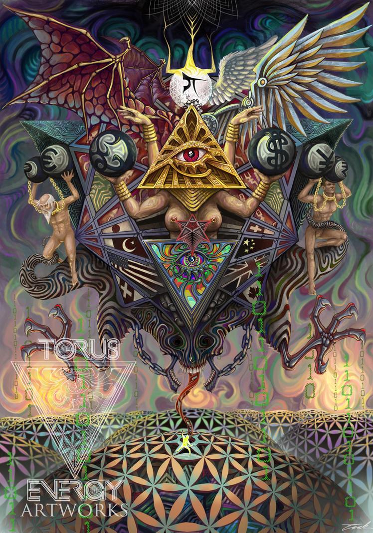 The Heaven Deception by BnW-JACK
