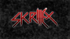 Skrillex #3 - Wallpaper by apfelcutter