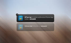iOS 6 Notification Concept