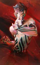 Demi-Fiend[Fan art]
