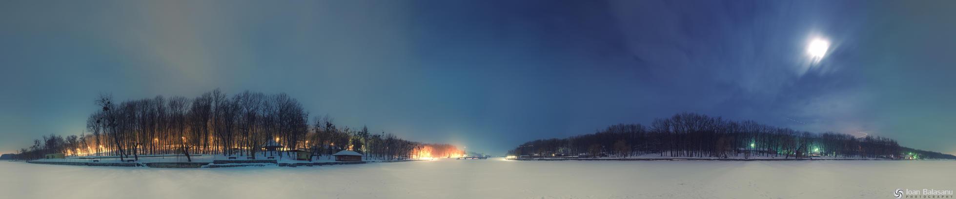 Ciric lake - 360 Pano by IoanBalasanu