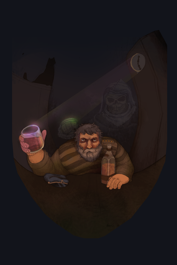 Drinking to death by y3an