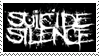 Suicide Silence By Ominousshadows by cawthon26