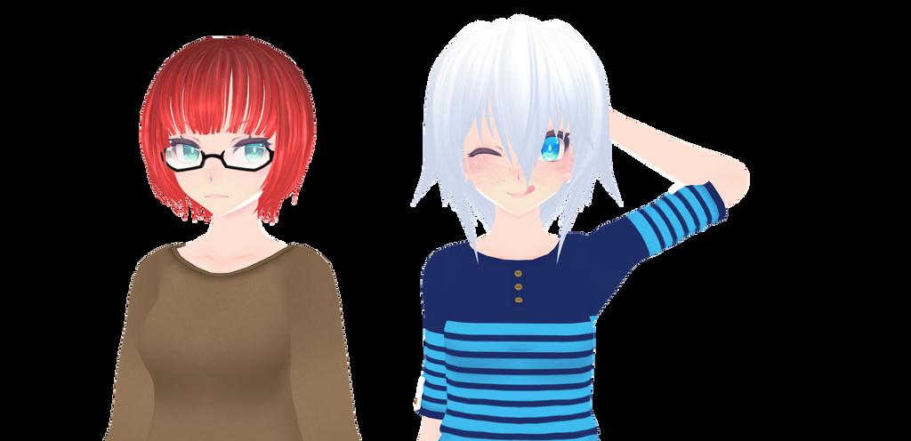 girls by puresuke