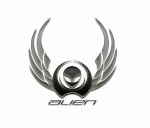alien bike logo