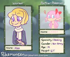 Allen Shine [Pokemonsen]