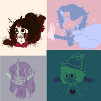 Color Palette Challenge 1 [PKMN-RUNES]