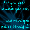 What You Feel by OhSweetSerenity71892